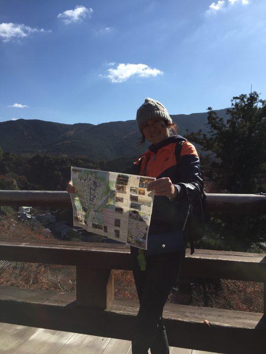 「うえじゅん」奈良の旅