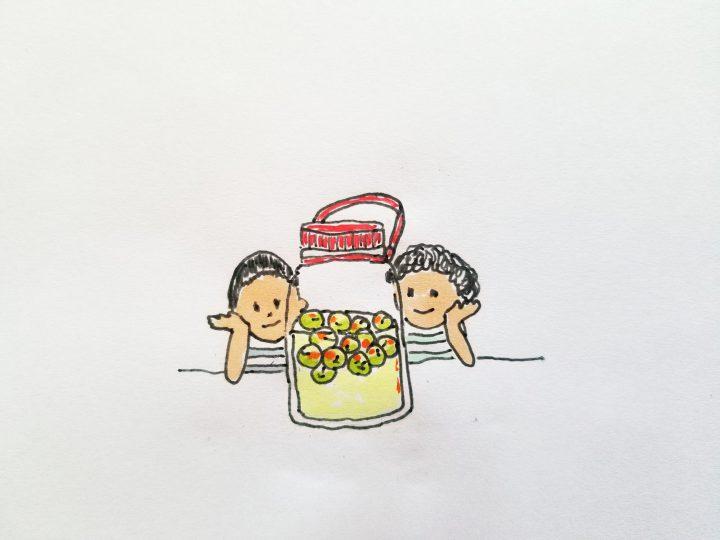 we love南紀★金★メッセージお題「あなたの水分」